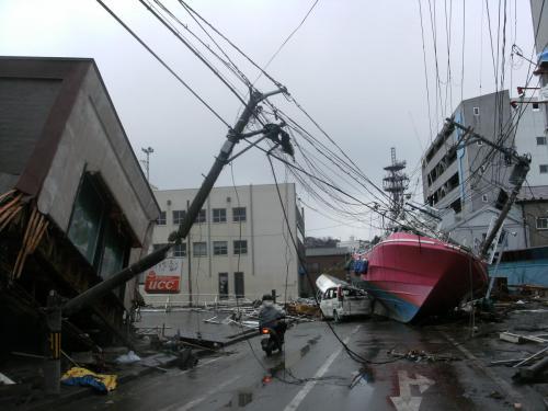 2011年03月16日 石巻