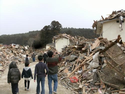2011年03月19日 陸前高田②